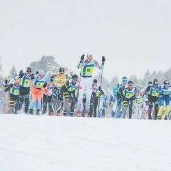 45. Tartu Maraton - Adrien Mougel (4), Loic Guigonnet (5), Joeri Kindschi (9), Kein Einaste (13)