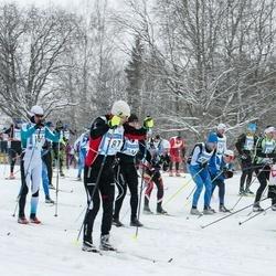 45. Tartu Maraton - Tiit Lehto (140), Caspar Austa (187)