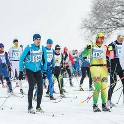 45. Tartu Maraton - Valentin Lunkov (395), Eero Saari (539), Cheron Lukk (564), Rain Jaaksoo (627)