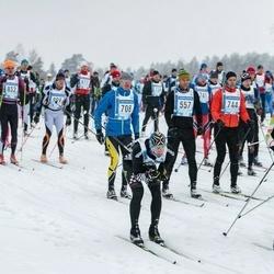 45. Tartu Maraton - Raul Villo (708), Renek Loorens (744), Ever Sinisalu (769), Anti Otsla (832), Arno Õruste (999)