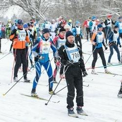 45. Tartu Maraton - Enrico Salk (706), Aare Piire (731), Yury Sokolov (735), Leino Pank (994), Rein Visnap (4029)