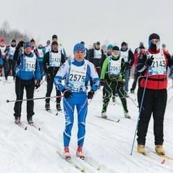45. Tartu Maraton - Jürgo Väli (1751), Kristjan Alles (2143), Arvo Nahkur (2145), Anatoly Shelekhin (2575)