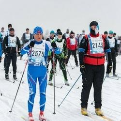 45. Tartu Maraton - Kristjan Alles (2143), Anatoly Shelekhin (2575)