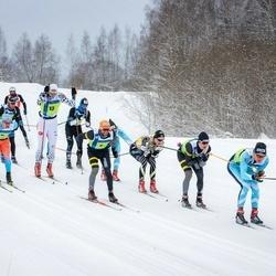 45. Tartu Maraton - Benoit Chauvet (7), Kein Einaste (13)