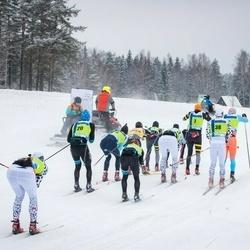 45. Tartu Maraton - Benoit Chauvet (7), Antoine Auger (20), Joosep Karlson (38)