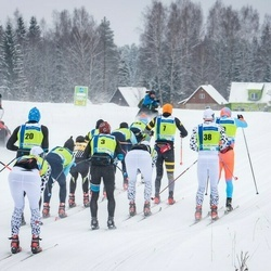 45. Tartu Maraton - Ivan Perrilat-Boiteux (3), Benoit Chauvet (7), Antoine Auger (20), Joosep Karlson (38)
