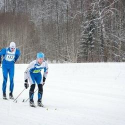 45. Tartu Maraton - Rauno Tiimann (51), Bert Tippi (132)