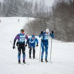 45. Tartu Maraton - Agris Krievans (282), Ardo Virkebau (348)
