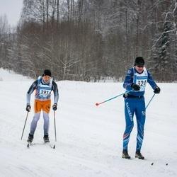 45. Tartu Maraton - Allan Aim (291), Artis Krievans (324)