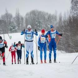 45. Tartu Maraton - Priit Rooden (102), Taavi Tammik (133), Andrei Dudarev (183), Sergey Vorobyev (466)