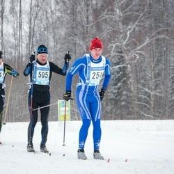 45. Tartu Maraton - Tair Anton (234), Mihkel Järveoja (251), Andre Nõmm (505)