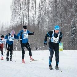 45. Tartu Maraton - Hannes Poolamets (475), Raul Maripuu (593), Markko Abel (1261)