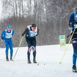 45. Tartu Maraton - Ago Teder (483), Ivo Lepasaar (514)