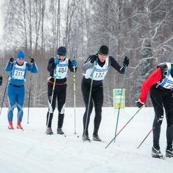 45. Tartu Maraton - Silver Eensaar (122), Taivo Pallotedder (211), Alar Alumaa (381), Urmas Voitka (484), Olev Matt (759)