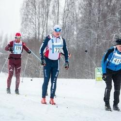 45. Tartu Maraton - Enn Kaaret (413), Ander Adel (723), Vladislav Sapogov (779)