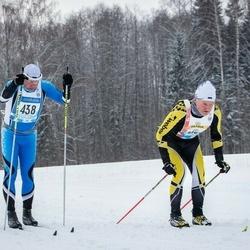45. Tartu Maraton - Tarvo-Jaan Rebane (438), Ain Inno (4108)