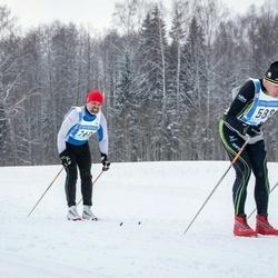 45. Tartu Maraton - Priit Põder (588), Ando Allik (760)