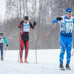 45. Tartu Maraton - Andrey Zolotykh (139), Erkki Mäkinen (410)