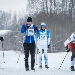 45. Tartu Maraton - Kalev Lemmik (661), Aare Pilvet (799)