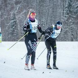45. Tartu Maraton - Priit Kotkas (831), Aile Kaljumäe (1094), Arkadiy Gayfullin (2291)