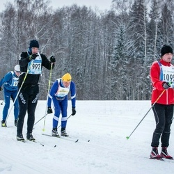45. Tartu Maraton - Agris Peedu (992), Madis Joonsalu (1095)