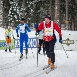 45. Tartu Maraton - Artur Linnus (2414), Jana Kink (4113)