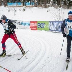 45. Tartu Maraton - Arno Anton (1141), Tarvo Leesik (2103)