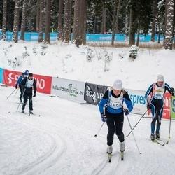 45. Tartu Maraton - Annika Vaher (1058), Ulvar Pavlov (4005)