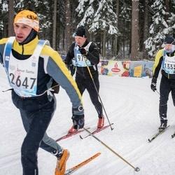 45. Tartu Maraton - Mihkel Must (1333), Anatoli Babkin (2647)