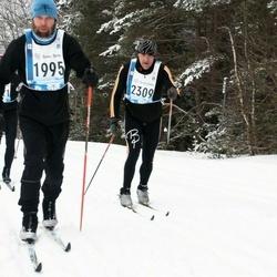 45. Tartu Maraton - Ahti Nuga (1995), Andras Kaasik (2309)