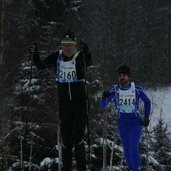 45. Tartu Maraton - Tarmo Kastemäe (2160), Artur Linnus (2414)