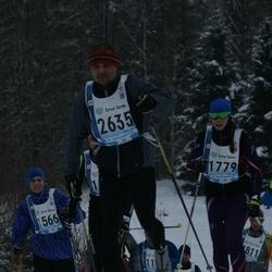 45. Tartu Maraton - Karina Toming (1779), Arno Vaik (2635)