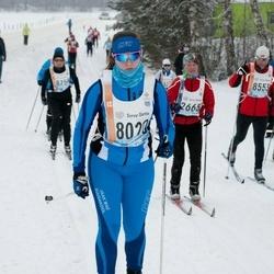 45. Tartu Maraton - Anastassija Pahhomenkova (8020)