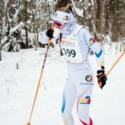 20. Tallinna Suusamaraton - Mariel Merlii Pulles (199)
