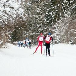 20. Tallinna Suusamaraton - Margus Kaasik (43), Veljo Kattago (81)