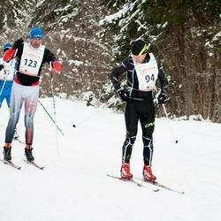 20. Tallinna Suusamaraton - Mardo Moumets (94), Heigo Paglant (123)