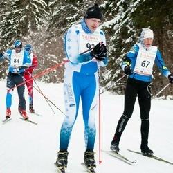 20. Tallinna Suusamaraton - Sille Rell (67), Priit Tiidla (91)