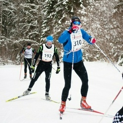 20. Tallinna Suusamaraton - Sven Luks (310)