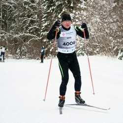 20. Tallinna Suusamaraton - Margus Kaur (4008)