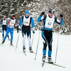 20. Tallinna Suusamaraton - Urmas Jool (62), Erik Bauman (200)