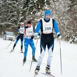 20. Tallinna Suusamaraton - Andres Habakuk (124), Erik Bauman (200)