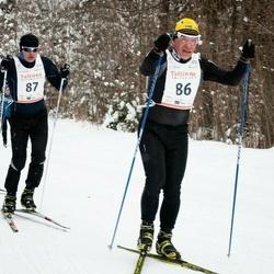 20. Tallinna Suusamaraton - Tiit Kollo (86), Lars Riisalu (87)