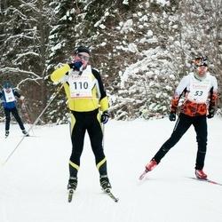 20. Tallinna Suusamaraton - Andres Pae (53), Romet Rindberg (110)