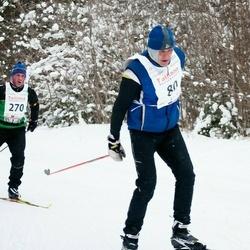 20. Tallinna Suusamaraton - Hanno Traks (80), Margus Kaupmees (270)