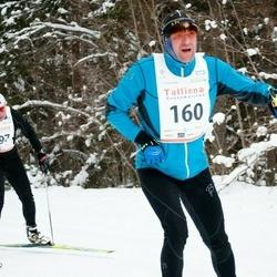 20. Tallinna Suusamaraton - Ingmar Vutt (160)
