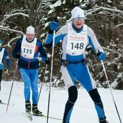 20. Tallinna Suusamaraton - Marek Järve (135), Mart Välba (148)