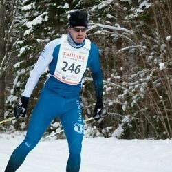 20. Tallinna Suusamaraton - Risto Treksler (246)
