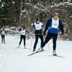 20. Tallinna Suusamaraton - Andrus Danilov (141), Maria Cherkasskaia (285)