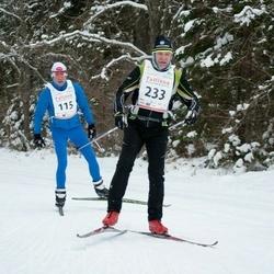 20. Tallinna Suusamaraton - Ermo Veelain (115), Priit Põder (233)