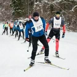 20. Tallinna Suusamaraton - Marco Haas (165), Margus Soidla (257)